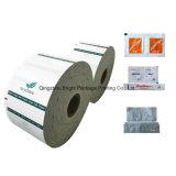 El papel de aluminio laminado de papel para el 70% de alcohol Prepad
