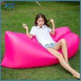 Sac de couchage avec poche gonflable