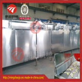 Nahrungsmitteltrocknende Maschinen-Frucht-Heißluft-Trockner-Tunnel-Trockner