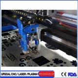 Tagliatrice acrilica di legno del laser del CO2 dell'acciaio inossidabile dei piedi 4*8 con il sistema di focalizzazione in tensione