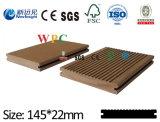 Decking de 140*18mm WPC, Decking, composto plástico de madeira
