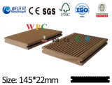 Decking 140*18mm WPC, Decking, деревянная пластичная смесь
