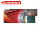 Lamiera di acciaio del Matt PPGI/PPGL della grinza nel prezzo della bobina per tonnellata
