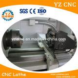 CNC 선반 일본 Fanuc CNC 세륨 ISO를 가진 도는 선반 센터