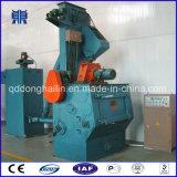 Type machine de Q32series Tumblast de nettoyage de souffle d'injection