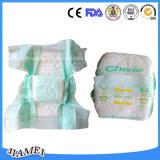 Best Selling OEM de elevada capacidade de absorção das fraldas para bebé descartáveis