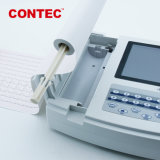 Contec ECG1200g Touch Screen와 Function Keys Electrocardiogram Machine
