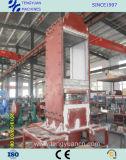 Prensa de vulcanización de la buena placa para los neumáticos sólidos de China