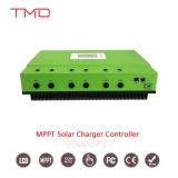 Regolatore solare della carica del migliore di prezzi 48V 80A di tensione MPPT schermo dell'affissione a cristalli liquidi