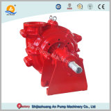 Le lisier Heavy Duty horizontale de la pompe pour le traitement des minéraux