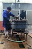 Teste de impermeabilidade do tanque de petróleo