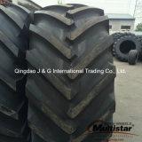 Vorspannungs-Traktor des Muster-R1 zieht auf und konfrontiert Reifen (24.5-32, 30.5L-32, 800/65-32, 900/60-32)