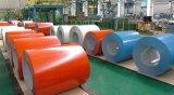 La bobina di Gi e la bobina della striscia/strato d'acciaio, colorano la bobina d'acciaio rivestita
