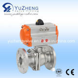 Actionneur pneumatique 3pc Ball Valve