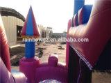 Theme Inflatable Bouncy Castleカスタムおとぎ話の別の王女
