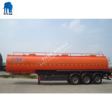 3 de Tank van het Staal van assen met de Aanhangwagen van de Tanker van Volume 47000