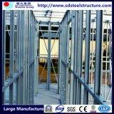 Chalet de acero ligero moderno de Australia del diseño de China