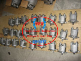 Japanisches KOMATSU drehen Ladevorrichtung Wa470. Steuerpumpe der Bremsen-Wa480, hydraulische Zahnradpumpe 705-41-07210 zerteilt