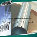 China-Berufsgrad-nasse Diamant-Kern-Ausbohrungs-Bits (SG-016)