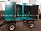 250 kVA diesel Cummins générateur de remorque