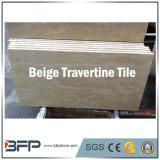 De witte/Super Witte/Rode/Beige Tegel van de Vloer van de Travertijn Marmeren voor de Muur/de Bevloering/Countertops van Projecten
