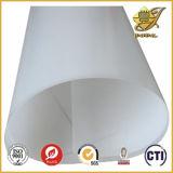 Uso claro da folha da difusão do PVC para a máscara de lâmpada