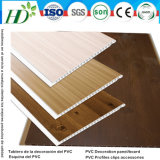 Techo de color lamina de PVC Azulejos Casa Decoración Interior (RN-154)