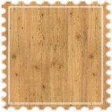 Pisos laminados en relieve de la Junta de patrón de pino para interiores, decoración de tierra