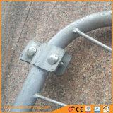 Maglia saldata dell'azienda agricola che recinta il bene durevole riempito del cancello galvanizzato tubo dell'azienda agricola