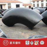 Encaixe de tubulação do aço inoxidável cotovelo de 90 graus