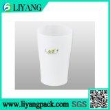 Logotipo pequeno filme de transferência de calor para o recipiente de plástico