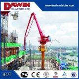 Torre de pavimentos de elevação hidráulico automático colocando concreto lança 29m 33m sem contrapeso à venda