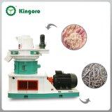高い収穫の低い投資の生物量の木製の餌機械