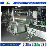 Automatische überschüssige Reifen-Pyrolyse-Brennölpflanze (XY-9)