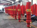 Usine de cylindre hydraulique de fournisseur de la Chine
