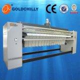 1800の幅単一ロールガスのアイロンをかける機械洗濯装置