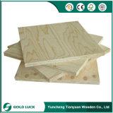 12 15 18 mm móveis de madeira compensada Comercial Folha estratificada de decoração Madeira contraplacada