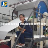 Máquinas da fabricação da pequena escala do papel de tecido da máquina da fatura de papel de tecido