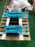 Os transfugas do telhado personalizaram o cilindro hidráulico cromado estágio da parte frontal 3/4/5