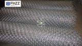안전 PVC에 의하여 입히는 직류 전기를 통한 체인 연결 담 (공장 수출상)