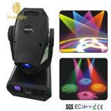 DMX 단계 디스코 DJ LED 60W 이동하는 맨 위 반점 빛