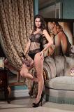 Женское бельё Bodystocking BS8832 оптовой высокой упругости сексуальное