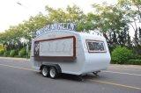 Het mobiele Voertuig van de Catering/de Elektrische Vrachtwagen van het Voedsel/de Mobiele Kar van de Koffie