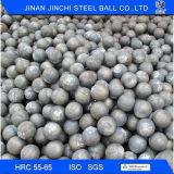 Ударопрочным шарик выкованный значением меля стальной