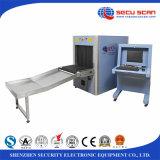 Sistema de inspeção de segurança, scanner de raios-X, scanner de carga e parcelas