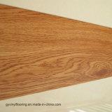 Plancher en plastique de vinyle de configuration en bois d'intérieur respectueuse de l'environnement