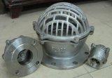 """Válvula J44W-16p da parte inferior do aço inoxidável (1/2 """" - 10 """")"""