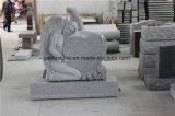 러시아 돌 화강암 십자가 묘석, 까만 기념물 묘비 또는 기념탑