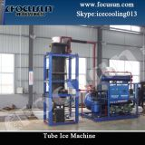 machine de glace du tube 50tons de Focusun