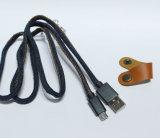câble de chargement USB Jean de cow-boy Mirco pour Android iPhone 6 de type C